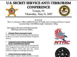 Tampa Training Flyer