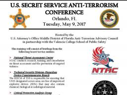 Orlando Training Flyer