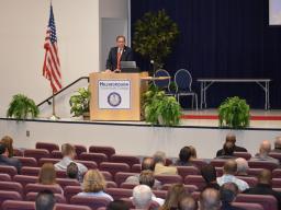 Secret Service SAC addresses the Tampa group