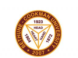 Bethune-Cookman Seal