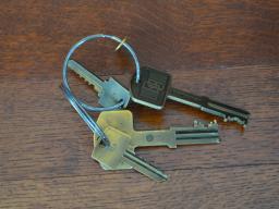 The Giant Keys