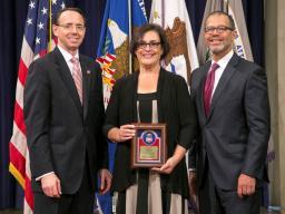 Award Recipient Madeline Tejera