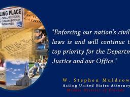 USA Civil Rights Quote