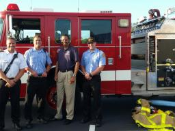 Tampa Fire Rescue and USAO