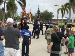 Sarasota PD opens up NNO 2017