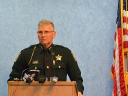 Sheriff Wells commends the agents and deputies involved in the investigations.