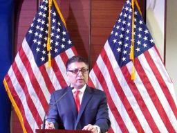 AAG Delrahim speaks at the Beijing American Center, U.S. Embassy, Beijing, China