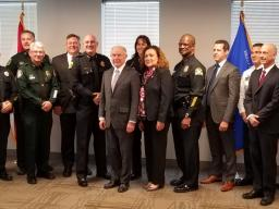 State and Local Law Enforcement Roundtable Attendees
