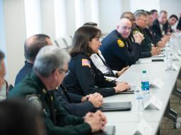 Law Enforcement Roundtable