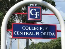 College of Central Florida hosted the course.