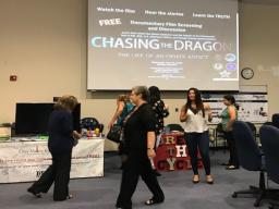 Chasing the Dragon Screening and Town Hall