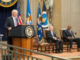 Attorney General Sessions announces partnership with the U.S. Department of Agriculture to promote elder justice in rural communities to fight elder abuse