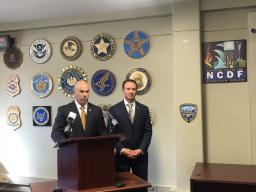 """The NCDF has an excellent staff of investigators, analysts, call center operators, and managers who are well prepared to handle the anticipated volume of complaints during hurricane season and help ensure that each report of fraud reaches the appropriate investigative agency,"" said Brandon J. Fremin"