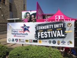 PSN Community Unity Festival Banner