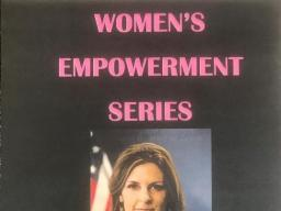 U.S. Attorney Nealy Cox featured at Tarrant County Sheriff's Office for their Women's Empowerment Series