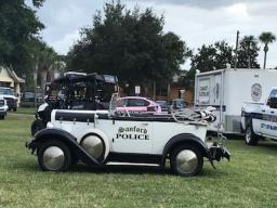 Sanford PD antique road show.