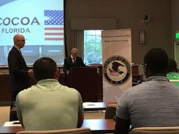 AUSAs from Jacksonville discuss types of examinations.