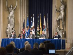 "Panel discussion, ""Enforcement – the Justice Department's Imperative"""
