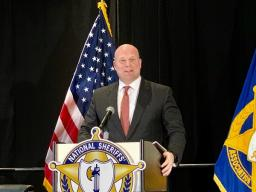Acting Attorney General Matthew G. Whitaker delivered remarks to the National Sheriffs' Association's Winter Conference