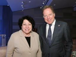 Geoffrey S. Berman and Sonia Sotomayor