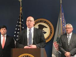 FBI Special Agent in Charge John Strong at the District's Elder Justice Initiative