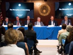 Left to Right: Pat LaPlatney, Mark Lieberman, Rick Ducey, Carl Willner, Kenneth Wilbur, Marc Pritchard