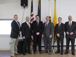 Federal Agency Heads and USA Duncan