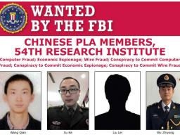 Four members of the Chinese People's Liberation Army, or PLA  were indicted for Hacking into Equifax