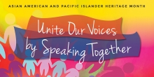 2018 Asian-American Pacific Islander Heritage Month