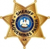 Placquemines Sheriff Badge