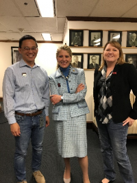 Front Office Denim Day 2017