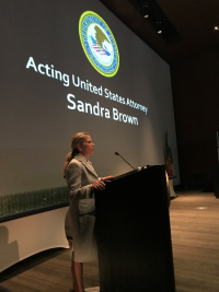 Acting USA Sandra Brown