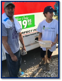 Make a Difference Day - Rebuilding Together Project