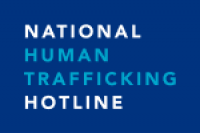 National Human Trafficking Hotline Logo