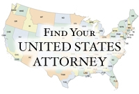 Find Your United States Attorney's Office Link Image