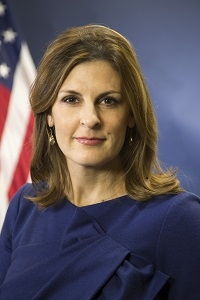 US Attorney Erin Nealy Cox
