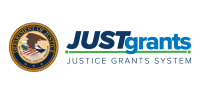 JUSTgrants logo