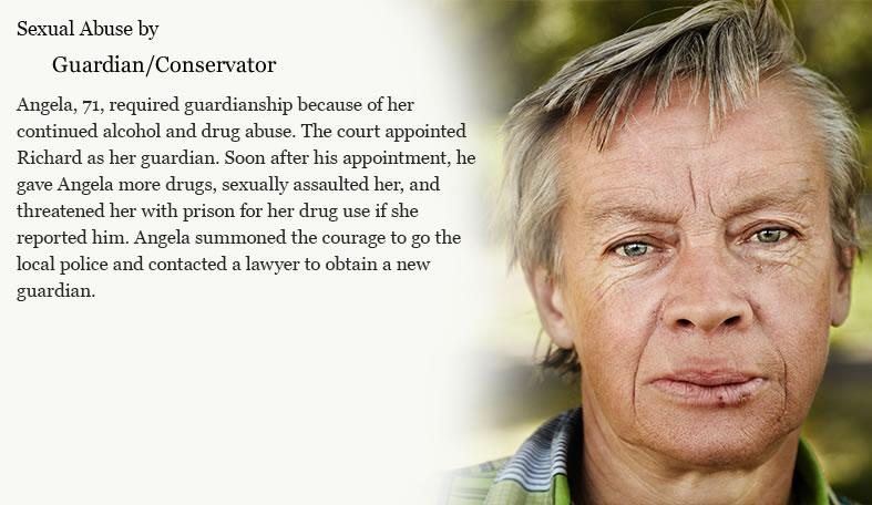 Sexual Abuse by a Guardian/Conservator