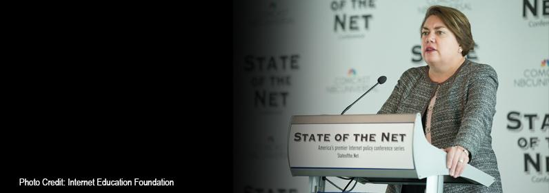 AAG Caldwell Speaks at 12th Annual State of the Net Conference