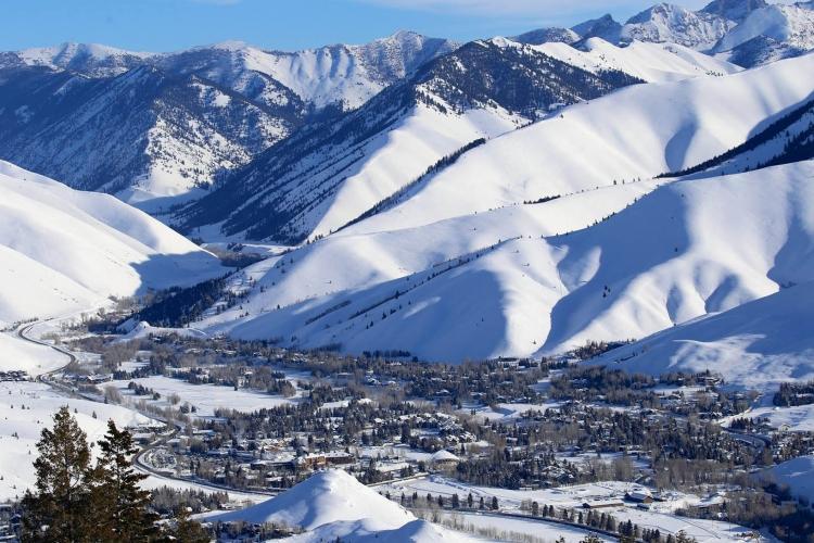 Idaho Winter Image