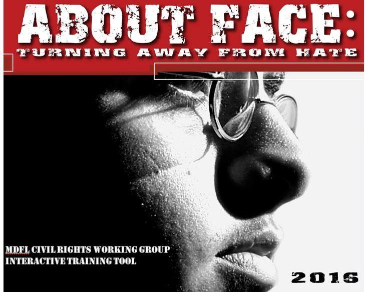 About Face Turning Away From Hate Training Tool