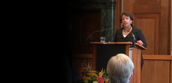 Attorney General Lynch Speaks at the 10th International Humanitarian Law Dialogues in Nuremberg, Germany
