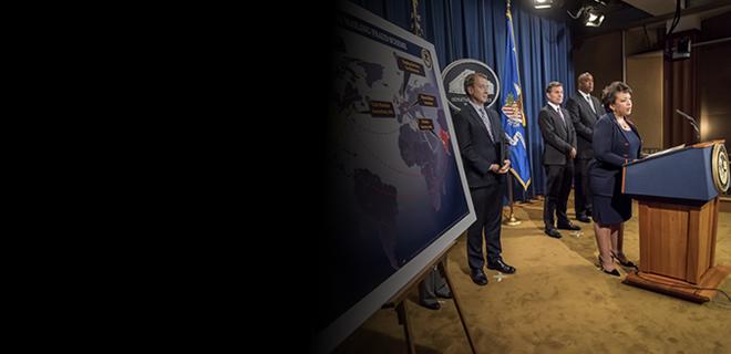DOJ & Law Enforcement Partners Announce Civil & Criminal Actions to Dismantle Global Mass Mailing Fraud Schemes Network