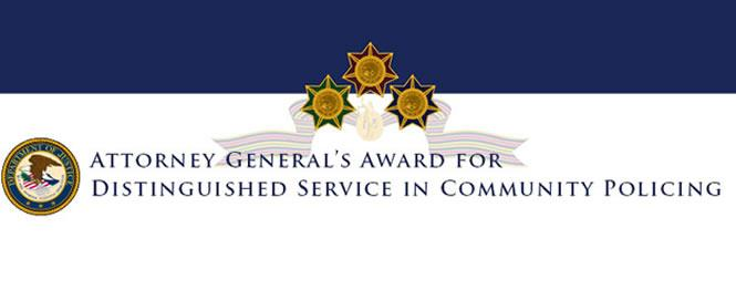 Attorney General's Award for Distinguished Service in Community Policing