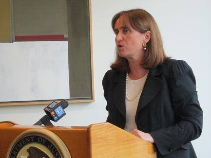 U.S. Attorney Annette L. Hayes
