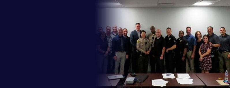 CRS collaborates with Southern California Law Enforcement Agencies