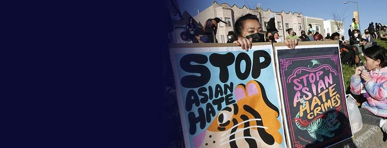 CRS Responds to Hate Crimes Against Asian Americans and Pacific Islanders