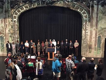Twin Cities Somali Community Leaders, Government Officials And Private Partners Present Plan To Build Community Resilience
