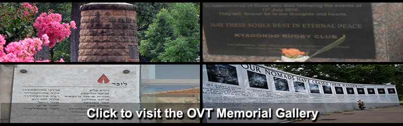 Click to visit the OVT Memorial Gallery