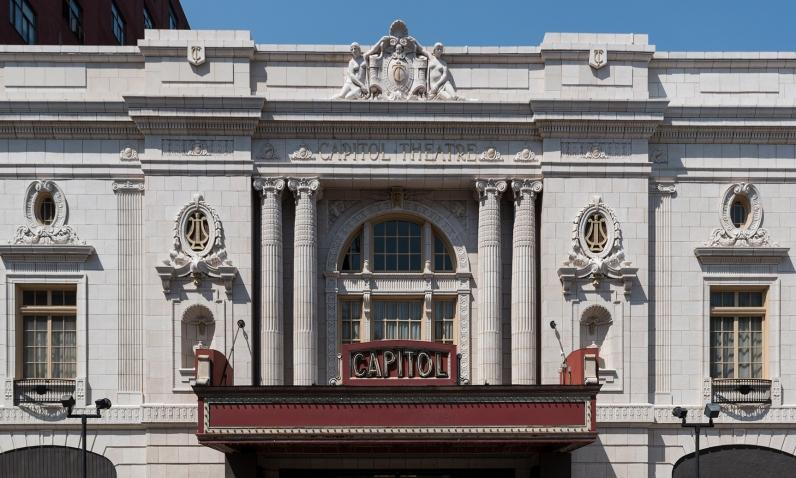 Capitol Theatre, Ohio County, WV